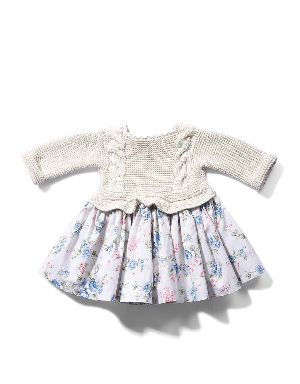 Myra Vanilla Dress