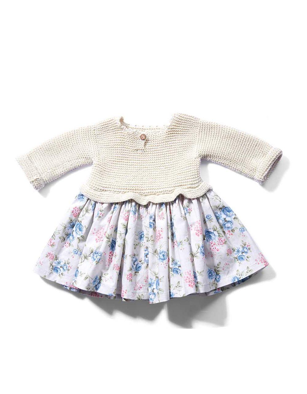 Myra Vanilla Dress2