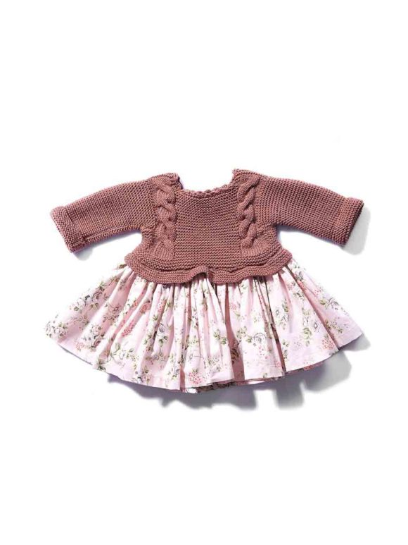 Myra Organic Dress