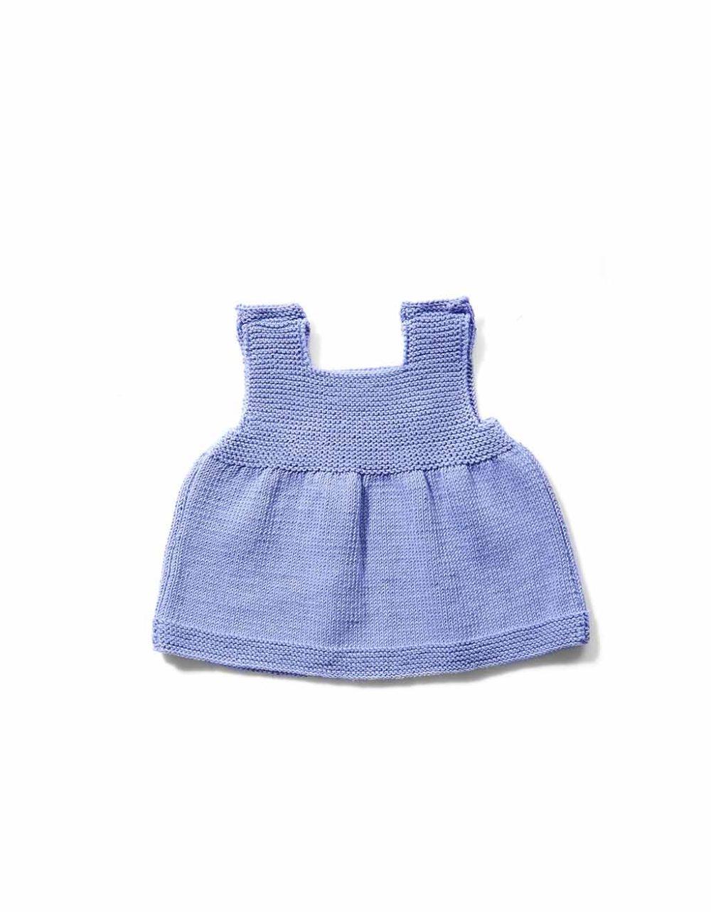 Lycia Lilac Dress Back